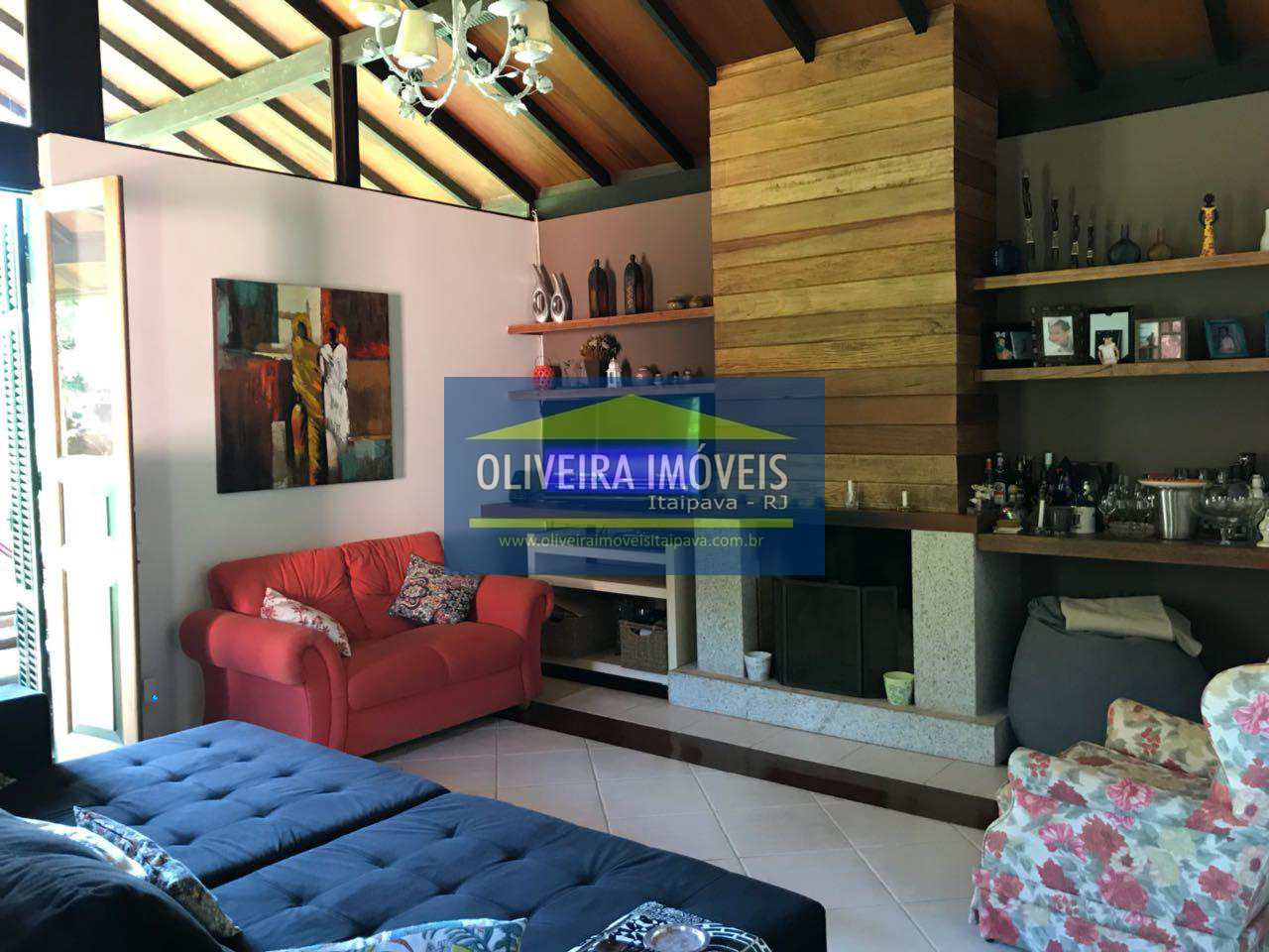 Casa com 3 dorms, Araras, Petrópolis - R$ 1.1 mi, Cod: 46