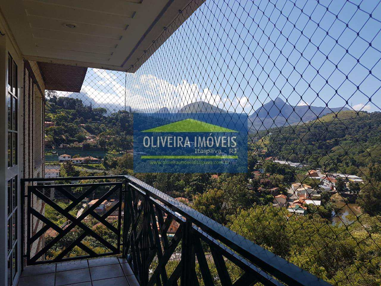 Cobertura com 3 dorms, Itaipava, Petrópolis - R$ 1.4 mi, Cod: 50