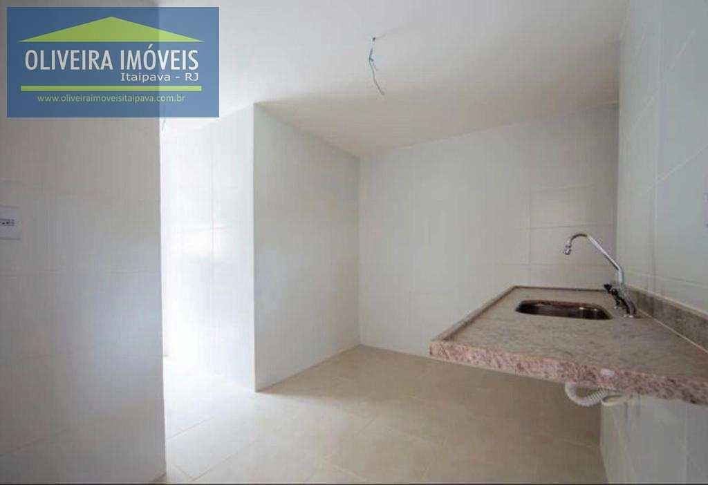 Cobertura com 4 dorms, Itaipava, Petrópolis - R$ 850 mil, Cod: 108