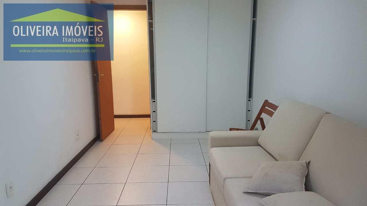 Apartamento com 4 dorms, Bonsucesso, Petrópolis - R$ 690 mil, Cod: 120