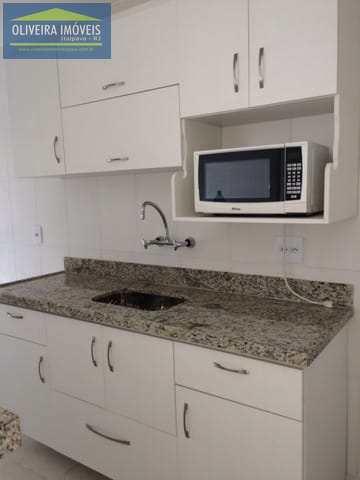 Apartamento com 1 dorm, Itaipava, Petrópolis - R$ 530 mil, Cod: 127