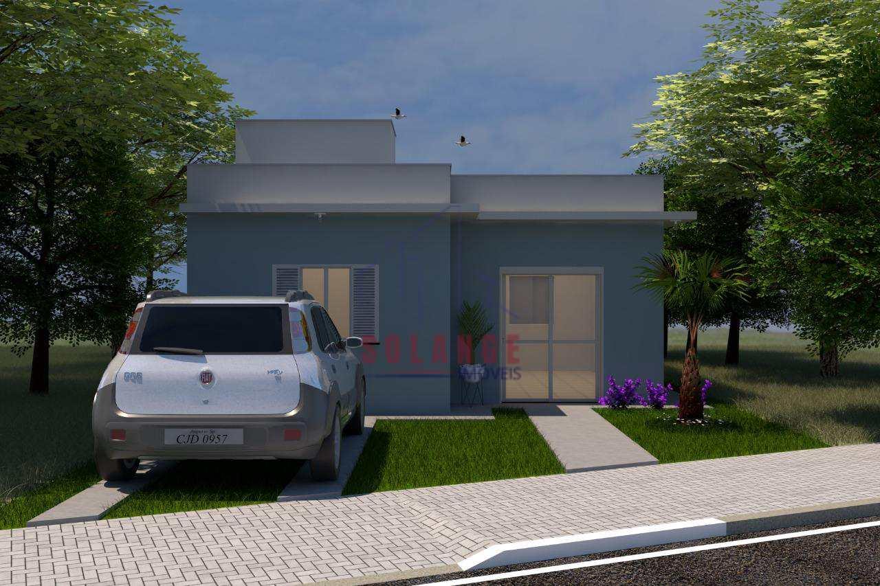 Casa com 1 dorm, Jardim Modelo, Amparo - R$ 145 mil, Cod: 1831