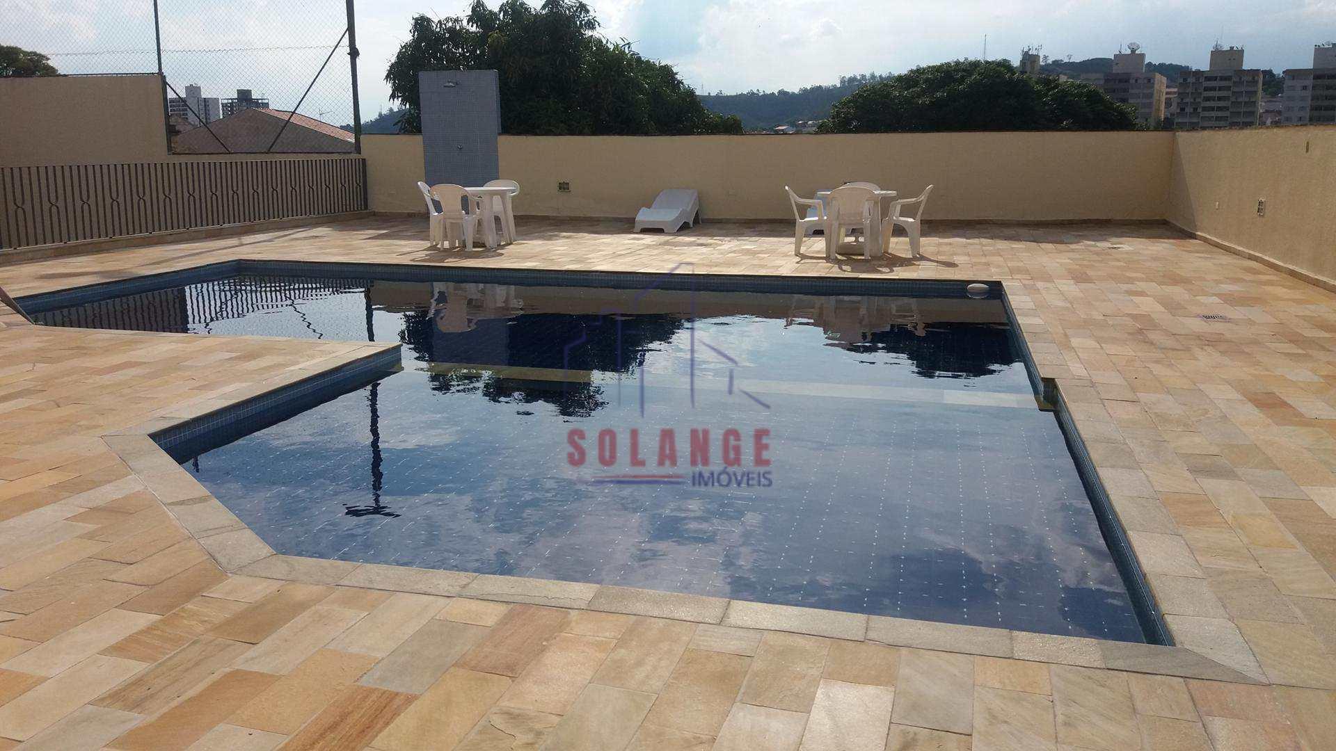 Apto alto padrão, moderno mobiliado,02 garagem, piscina