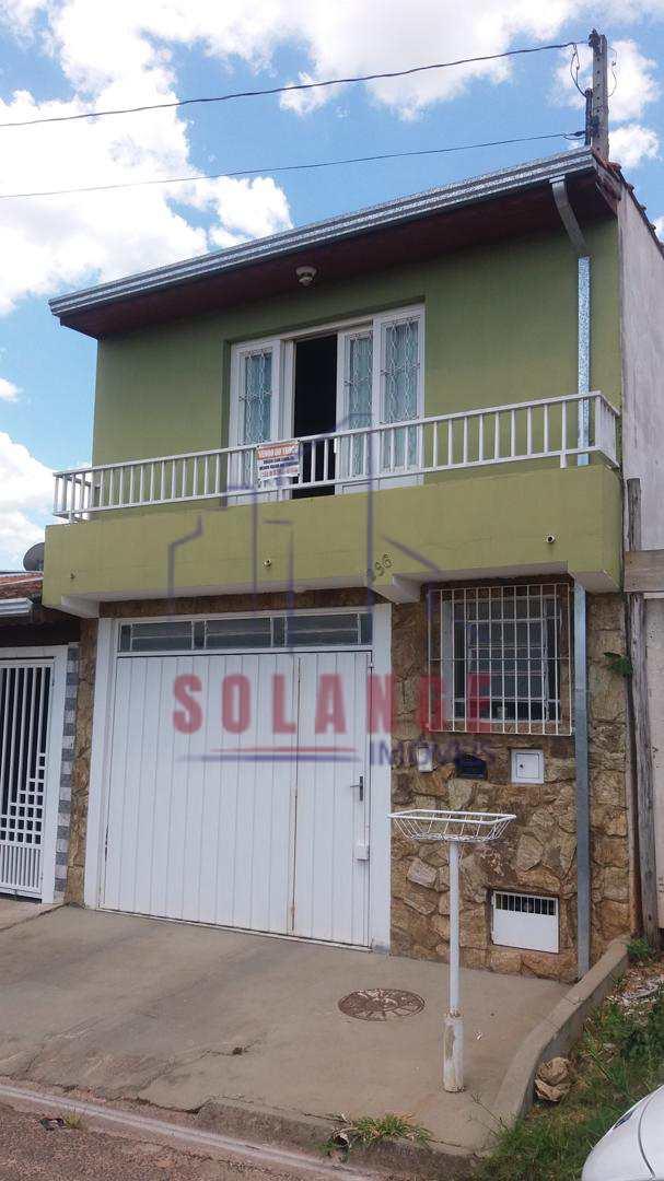 Casa com 3 dorms, Jardim Silvestre IV, Amparo - R$ 300 mil, Cod: 1933