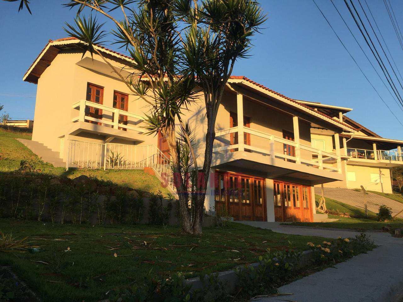 Casa de Condomínio com 1 dorm, Orypaba, Monte Alegre do Sul, Cod: 2071