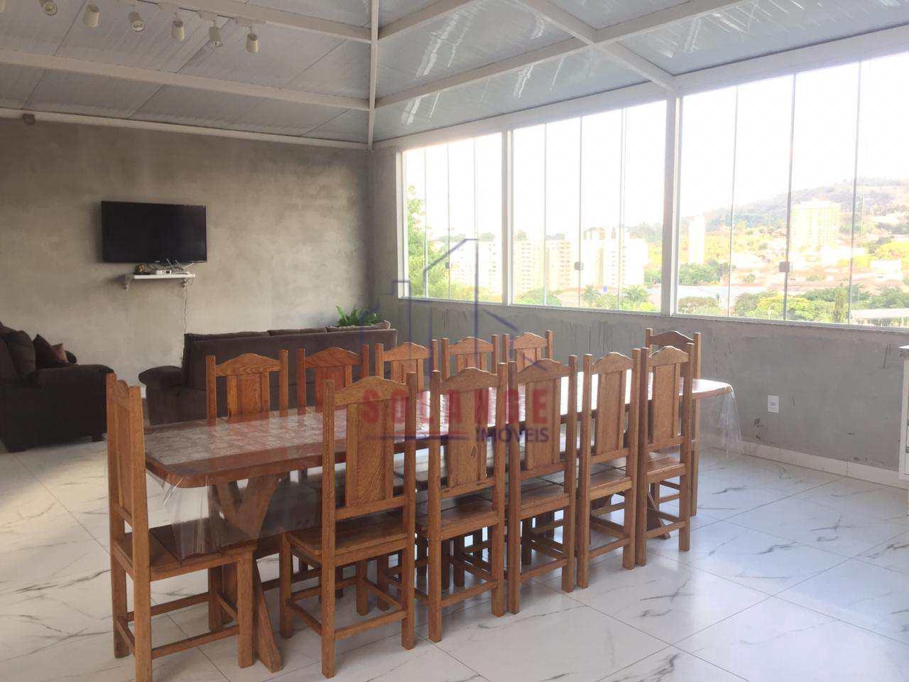 Casa com 3 dorms, Jardim Itália, Amparo - R$ 890 mil, Cod: 2194