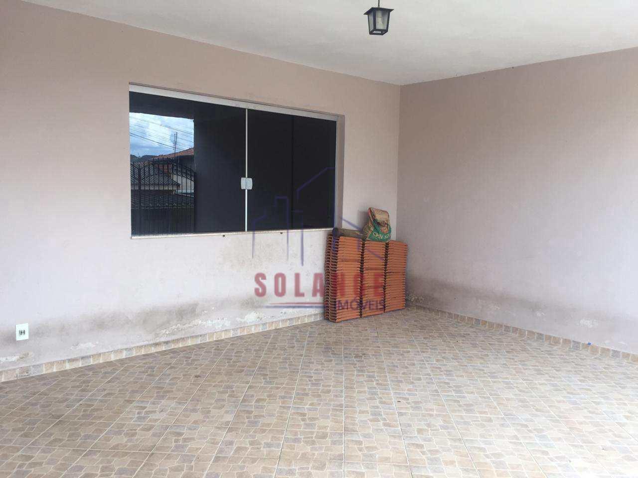 Casa com 3 dorms, Residencial Santa Maria Amparo, Amparo - R$ 400 mil, Cod: 2216