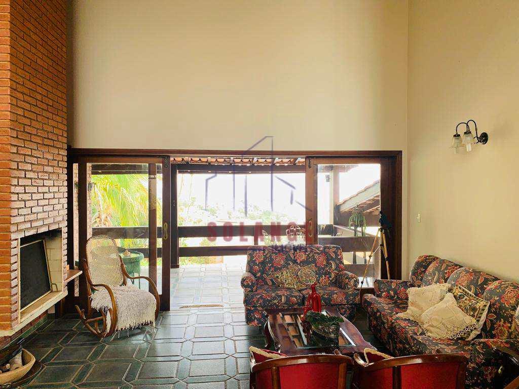 Casa de Condomínio com 4 dorms, Orypaba, Monte Alegre do Sul - R$ 1.3 mi, Cod: 2303