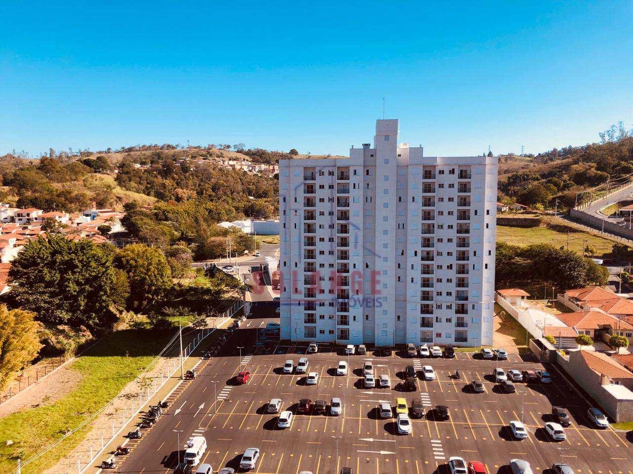 Apartamento com 2 dorms, Jardim Camandocaia, Amparo, Cod: 2312
