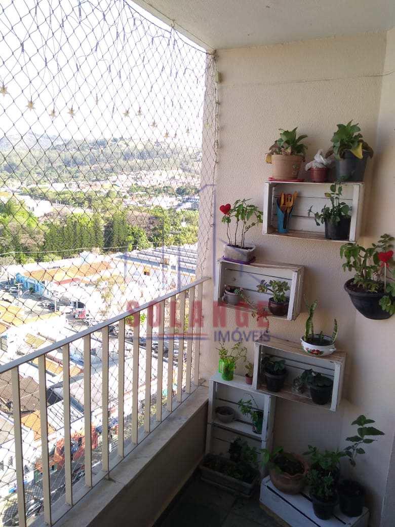 Apartamento com 3 dorms, Centro, Amparo - R$ 400 mil, Cod: 2338