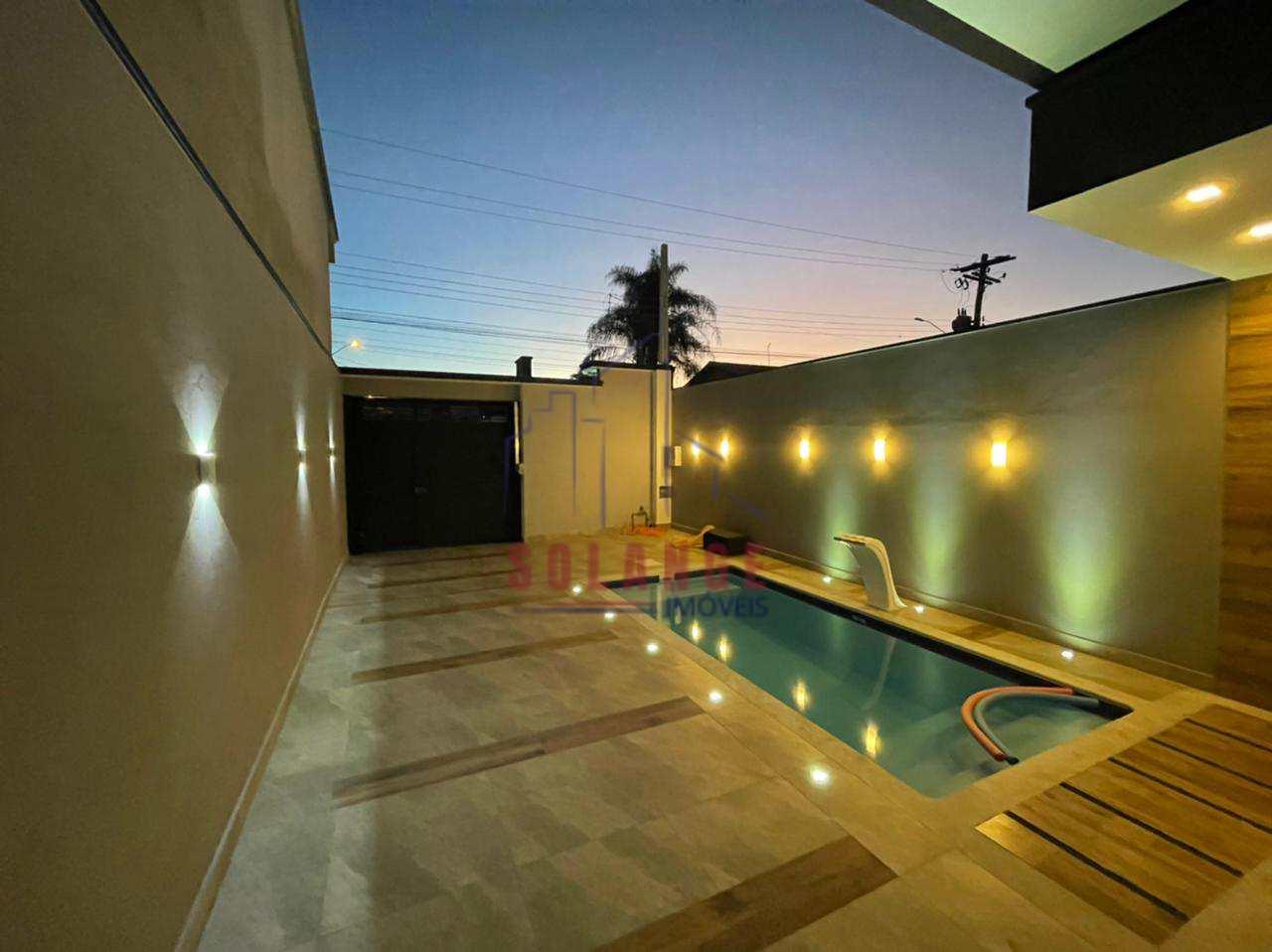 Casa com 2 dorms, Jardim Silvestre I, Amparo, Cod: 2340