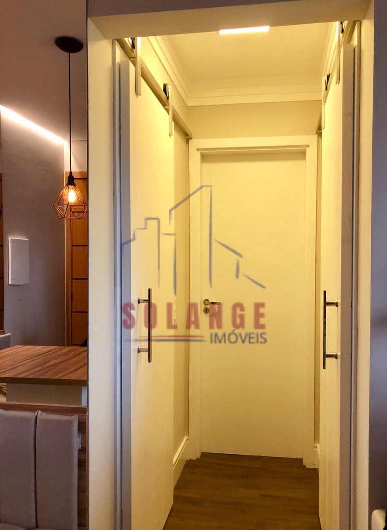 Apartamento com 2 dorms, Jardim Camandocaia, Amparo - R$ 315 mil, Cod: 2342