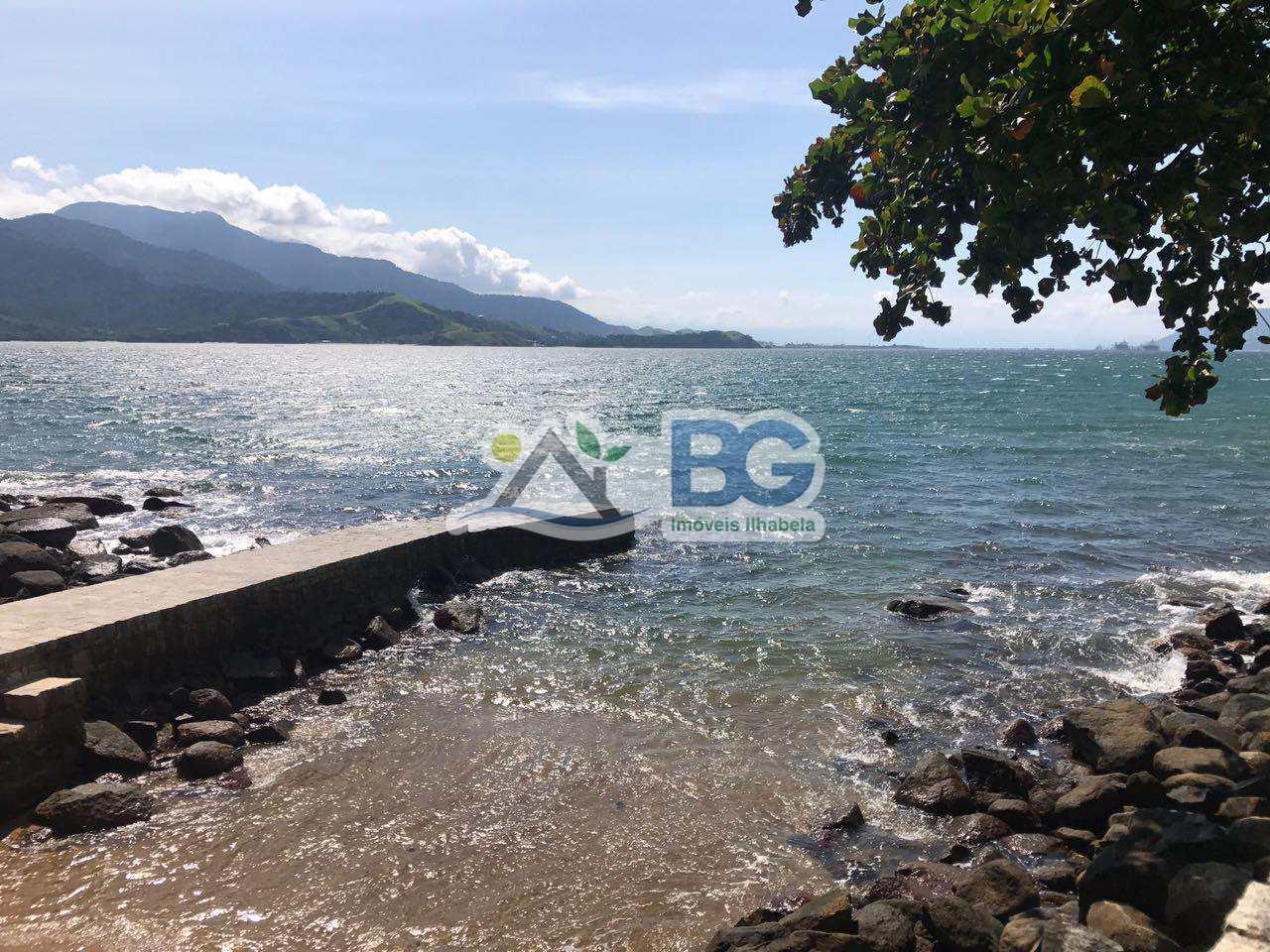 Casa em Ilhabela com praia particular de altissimo padrão