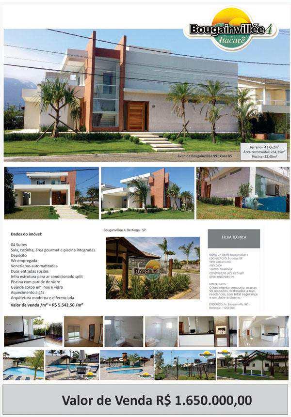 Apresentação Casa 85 para imobiliarias pq