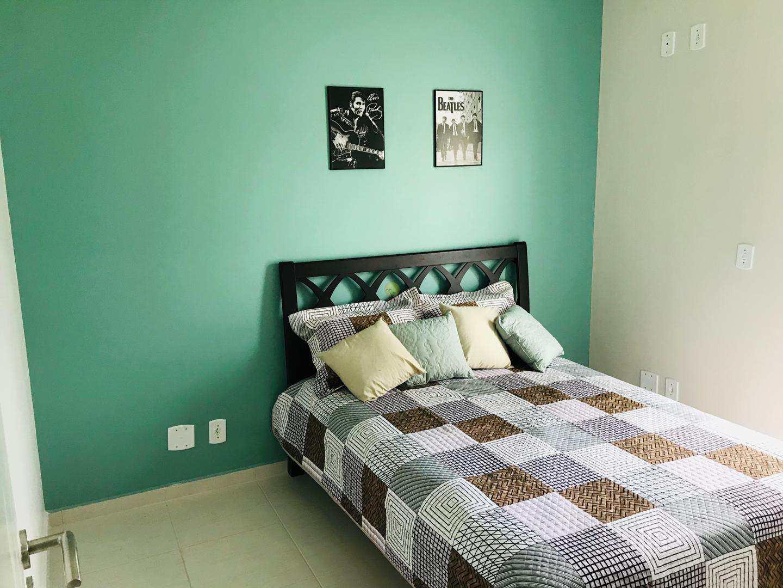 Casa de Vila com 3 dorms, Indaiá, Bertioga - R$ 319 mil, Cod: 1215