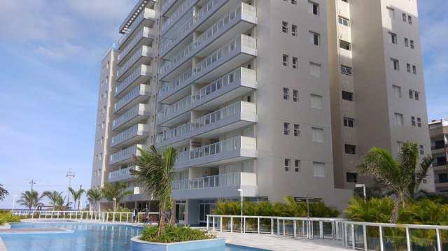 Apartamento com 3 dorms, Centro, Bertioga - R$ 830 mil, Cod: 883