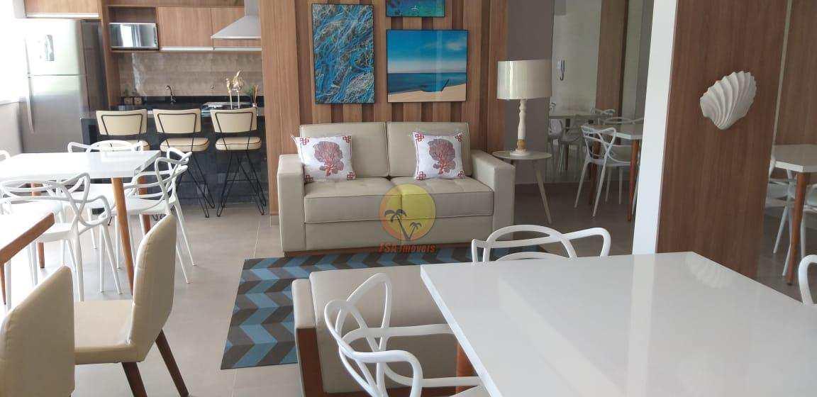 Apartamento com 2 dorms, Maitinga, Bertioga - R$ 465 mil, Cod: 2980