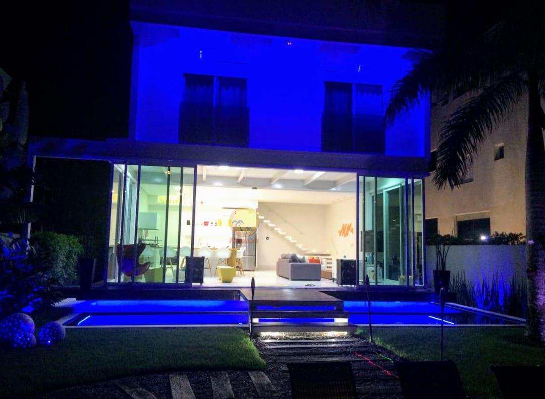 Casa de Condomínio com 3 dorms, hanga roa, Bertioga - R$ 2.1 mi, Cod: 3434