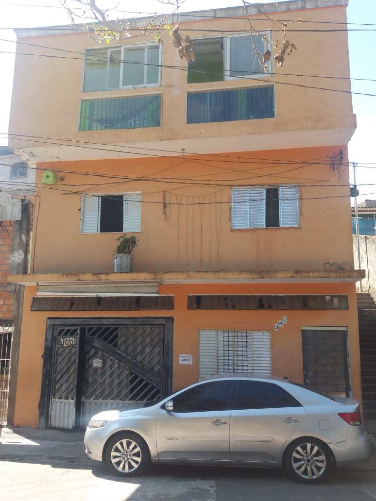 Sobrado com 5 dorms, Parque Paraíso, Itapecerica da Serra - R$ 460 mil, Cod: 1336