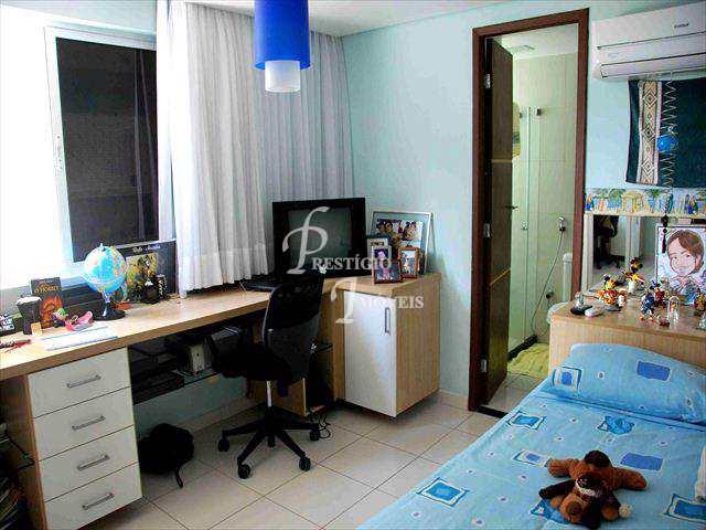 Apartamento com 4 dorms, Piedade, Jaboatão dos Guararapes - R$ 999 mil, Cod: 95200