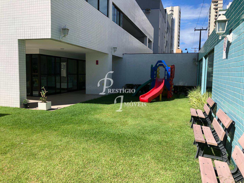 Flat com 1 dorm, Candeias, Jaboatão dos Guararapes - R$ 280 mil, Cod: 1257