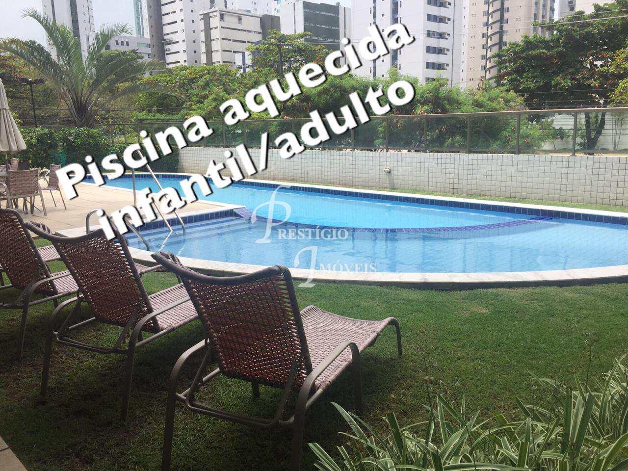 Apartamento com 4 suites, Boa Viagem, Recife, Cod: 1275