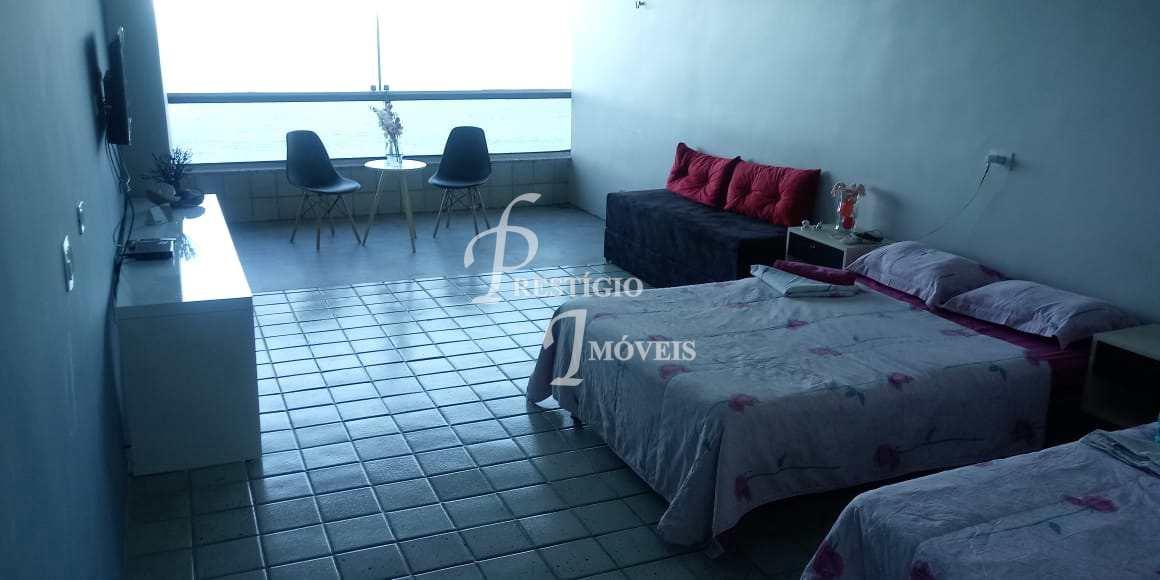 Flat com 1 dorm, Piedade, Jaboatão dos Guararapes - R$ 280 mil, Cod: 1307