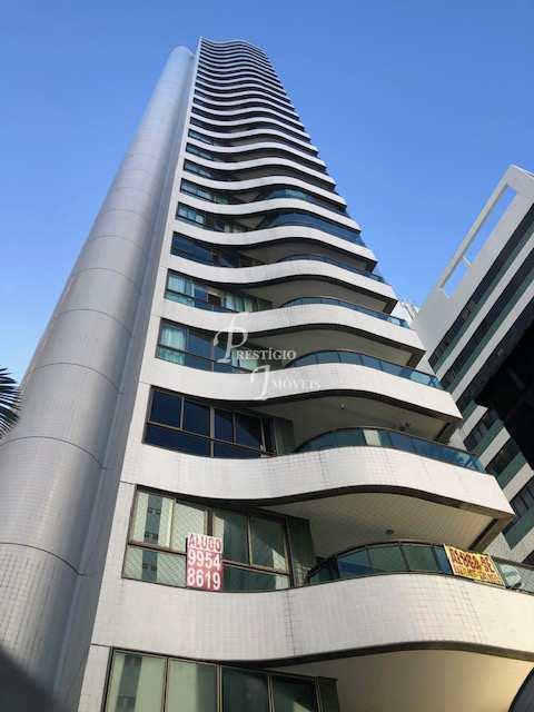 Apartamento com 4 dorms, Boa Viagem, Recife, Cod: 1495