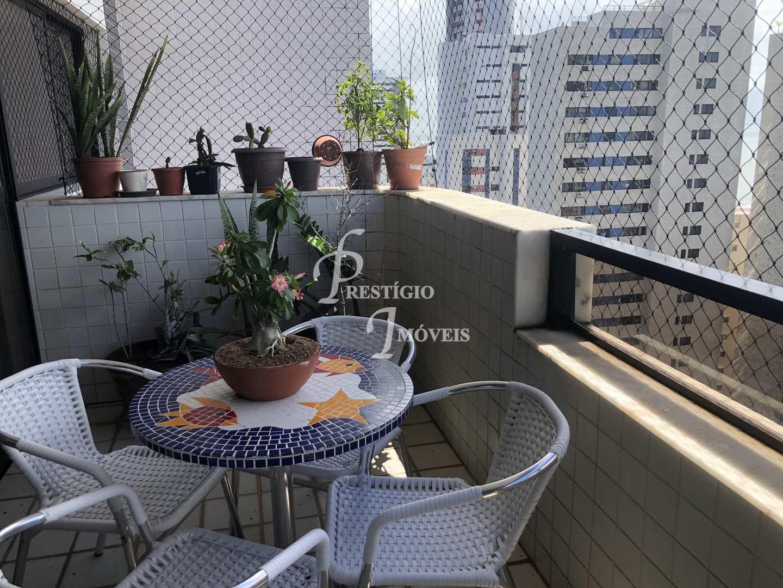 Apartamento com 4 dorms, Boa Viagem, Recife - R$ 1.2 mi, Cod: 1512