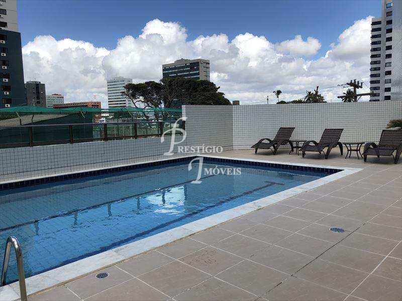 Apartamento com 2 dorms, Boa Viagem, Recife - R$ 510 mil, Cod: 1515
