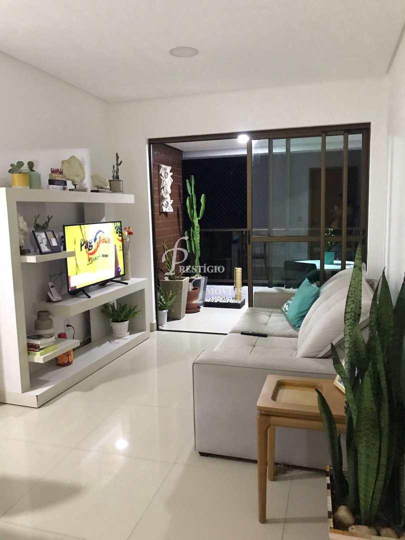 Apartamento com 3 dorms, Centro, Jaboatão dos Guararapes - R$ 790 mil, Cod: 1520
