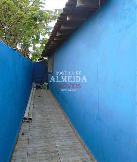 Casa em Itanhaém bairro Balneário Gaivotas