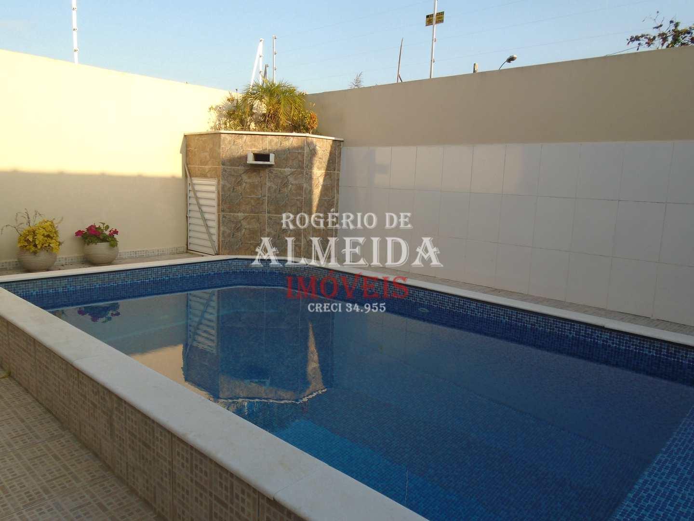 Casa com piscina 2 dorms - R$ 300 mil, Cod: 926