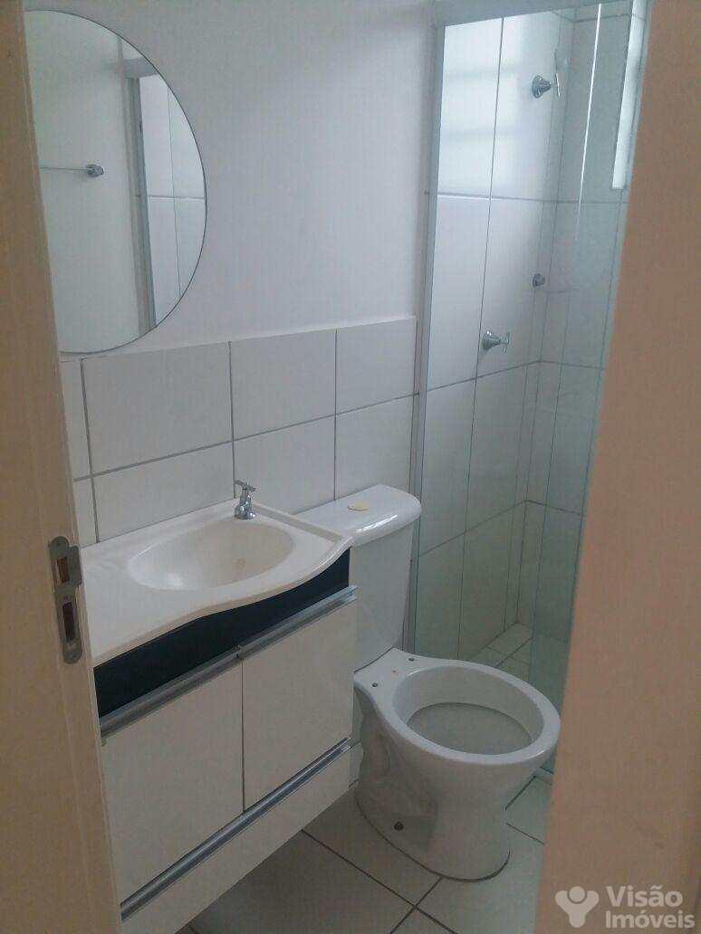 Apartamento com 2 dorms, Santana, Pindamonhangaba - R$ 130 mil, Cod: 1920064