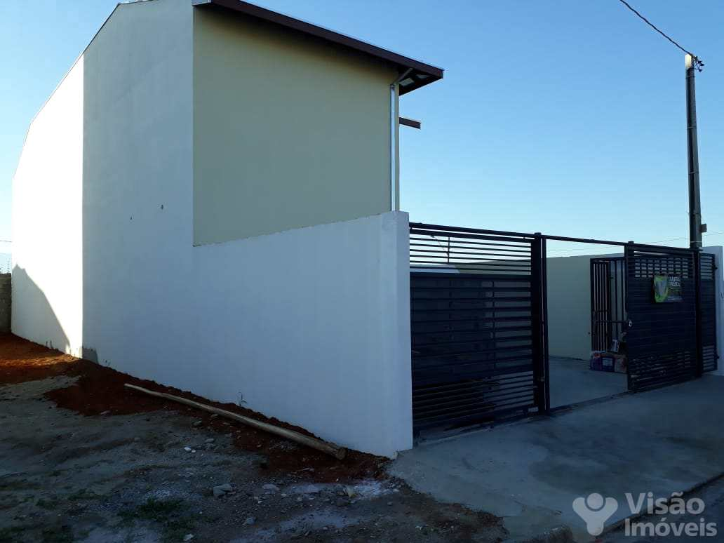 Sobrado com 2 dorms, Residencial Parque das Palmeiras, Pindamonhangaba - R$ 169 mil, Cod: 1920087