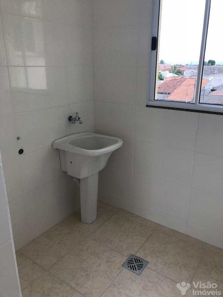 Apartamento com 2 dorms, Conjunto Residencial Araretama, Pindamonhangaba - R$ 160 mil, Cod: 1920093