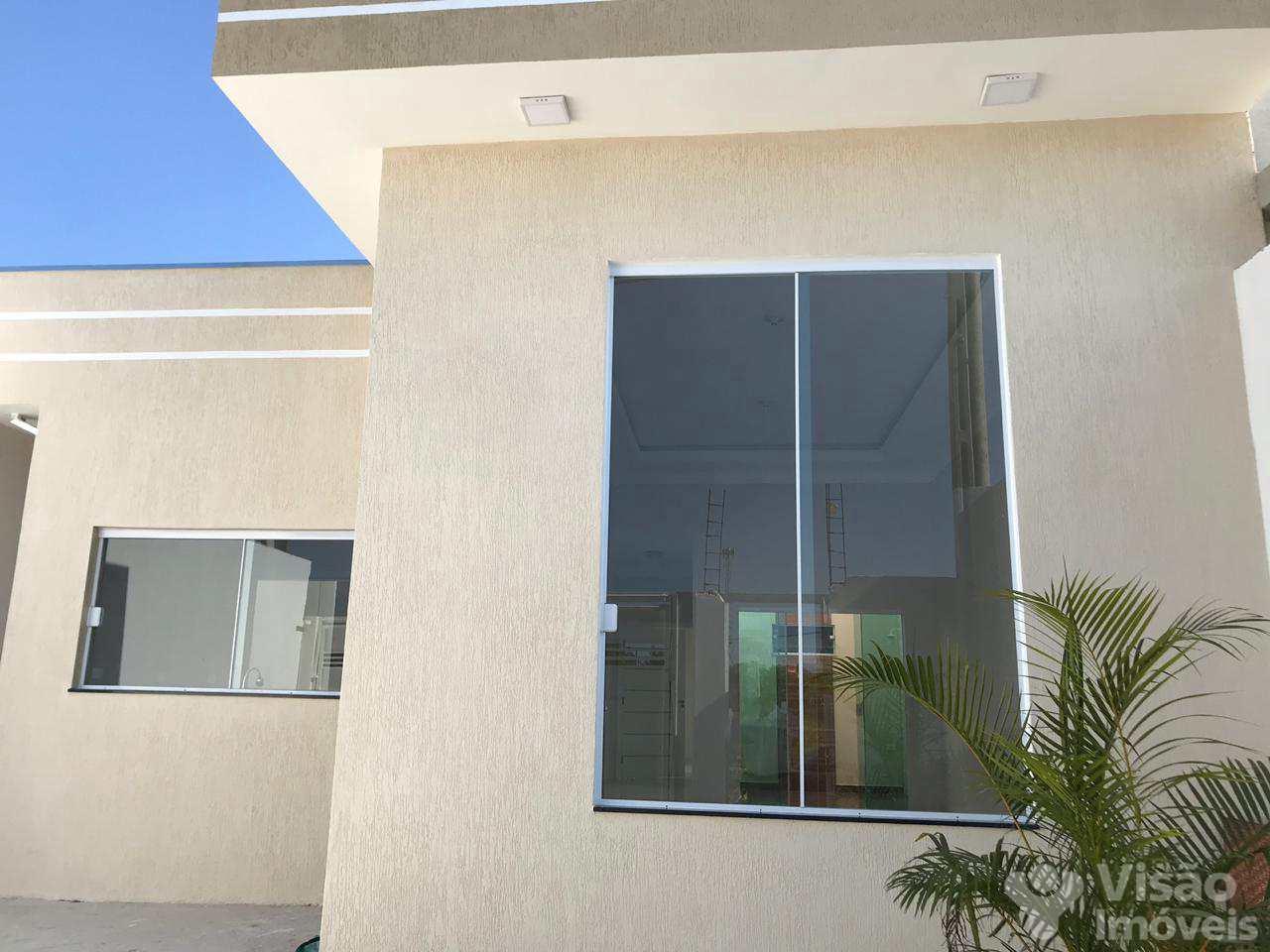 Casa com 2 dorms, Loteamento Residencial e Comercial Flamboyant, Pindamonhangaba - R$ 275 mil, Cod: 1920105
