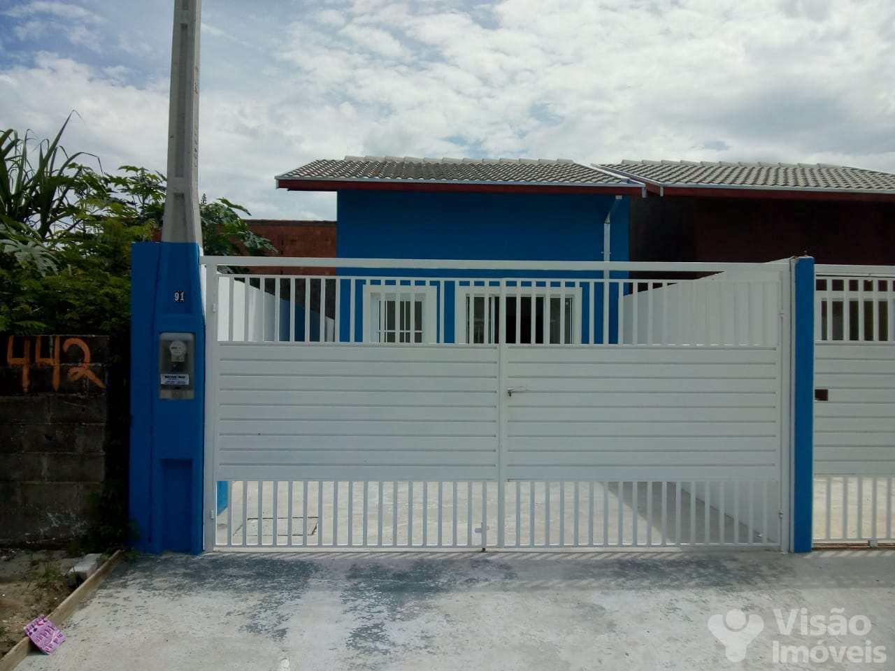 Casa com 2 dorms, Residencial Pasin, Pindamonhangaba - R$ 165 mil, Cod: 1920135