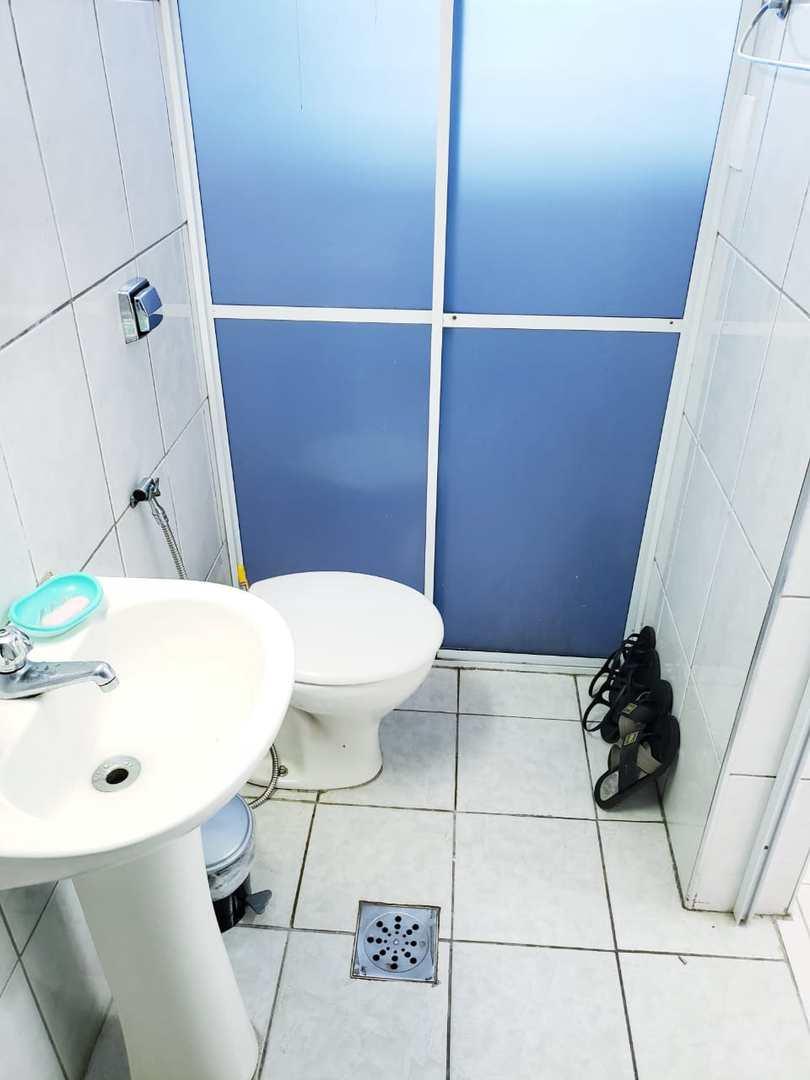 Sala Living com 1 dorm, Itararé, São Vicente - R$ 170 mil, Cod: 2802
