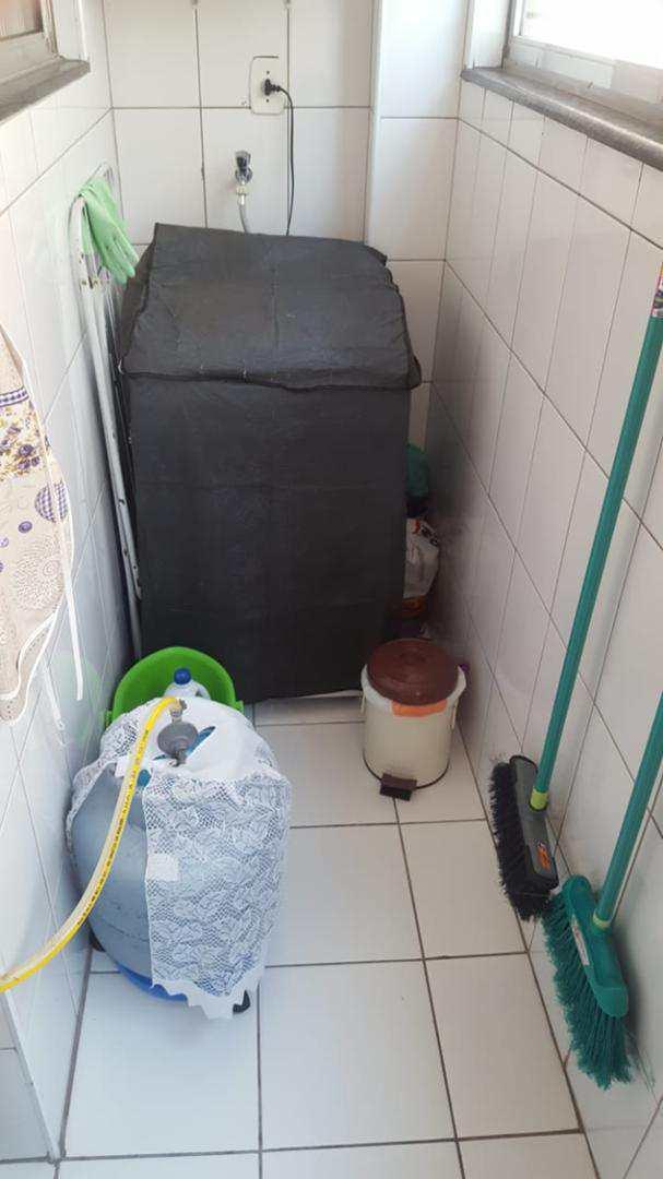 Apartamento com 1 dorm, José Menino, Santos - R$ 170 mil, Cod: 2111