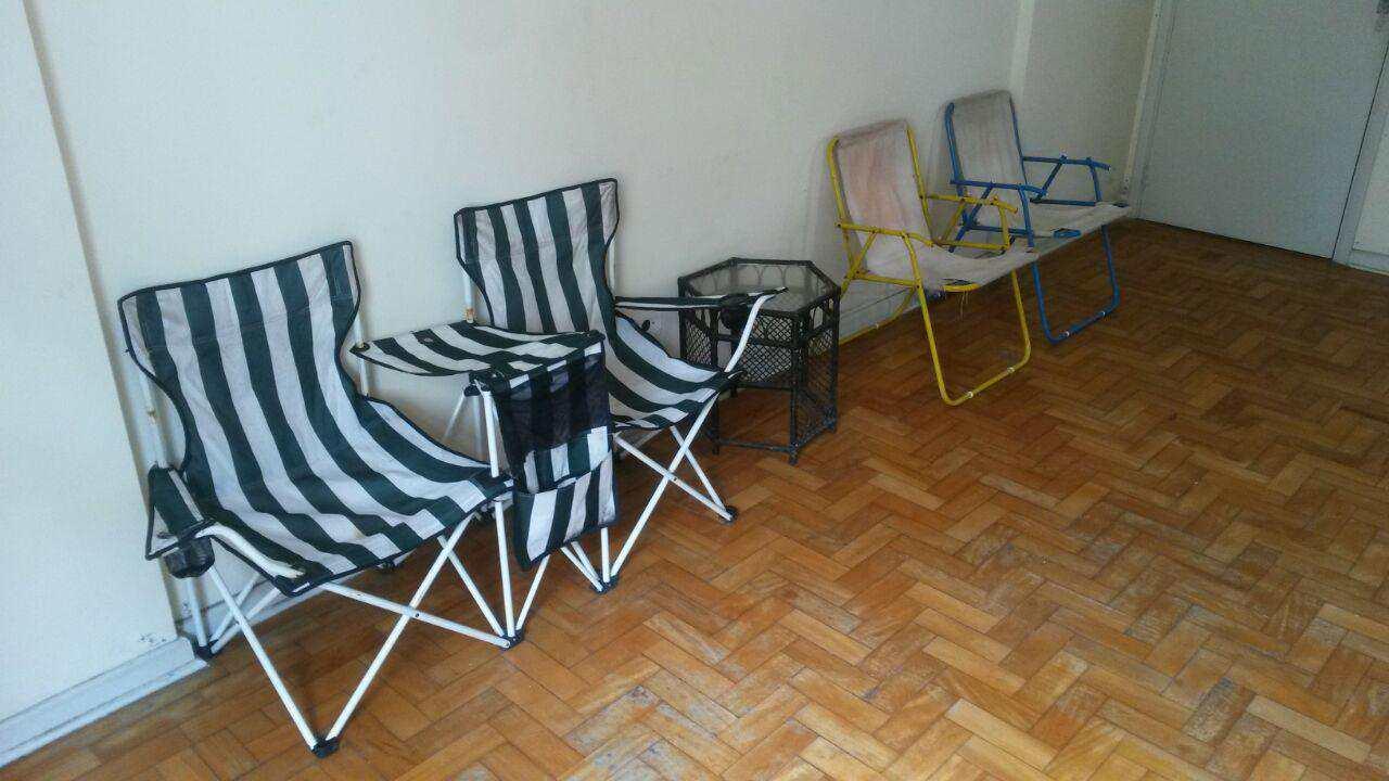 Apartamento com 1 dorm, José Menino, Santos, 50m² - Codigo: 3035