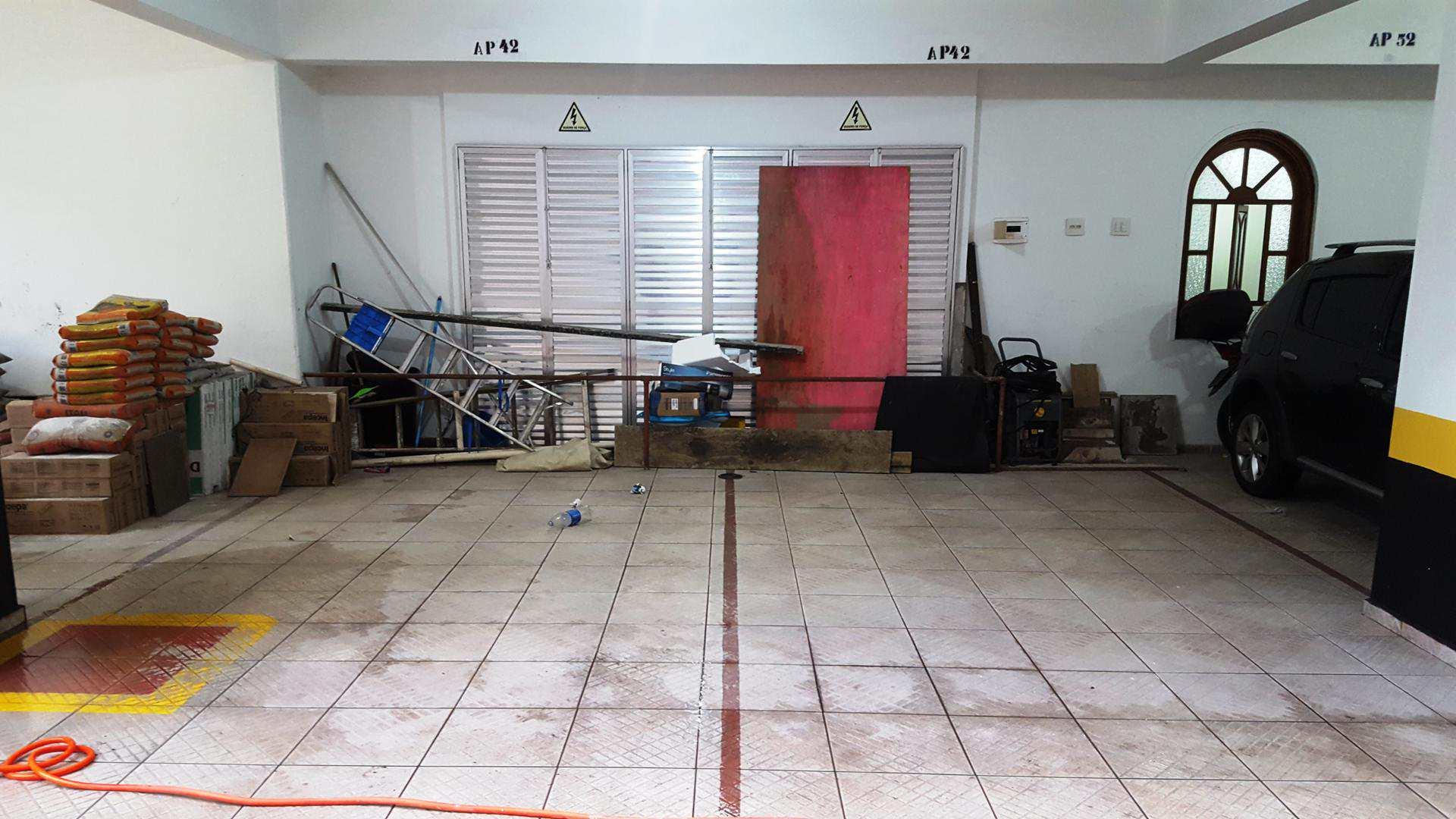 P - garagem demarcada