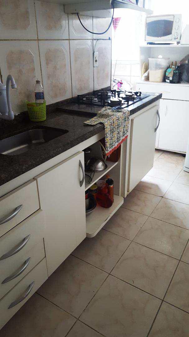 Apartamento com 1 dorm, Itararé, São Vicente - R$ 160.000,00, 50m² - Codigo: 3197