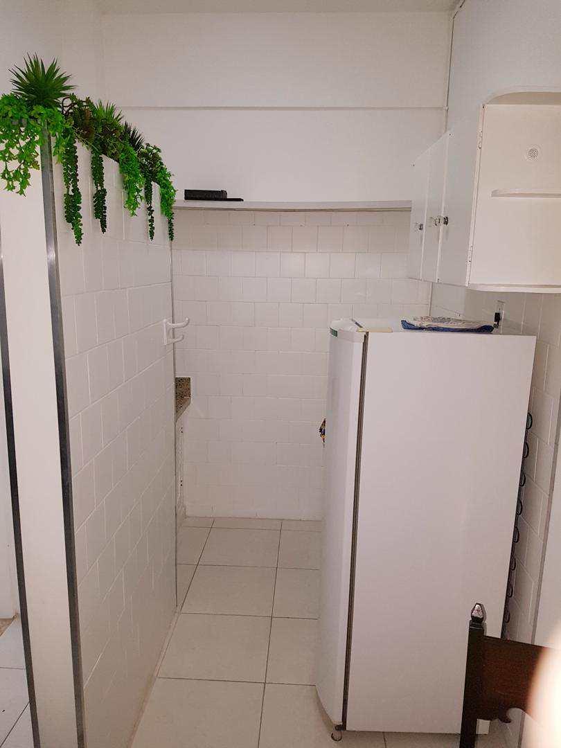 Apartamento com 1 dorm, José Menino, Santos - R$ 230.000,00, 50m² - Codigo: 3198