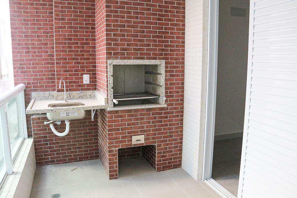 Apartamento com 1 dorm, Canto do Forte, Praia Grande - R$ 290 mil, Cod: 3277