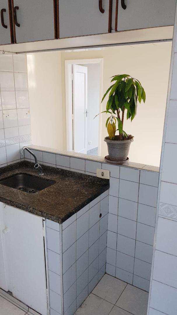 Apartamento com 1 dorm, Itararé, São Vicente - R$ 180 mil, Cod: 3284