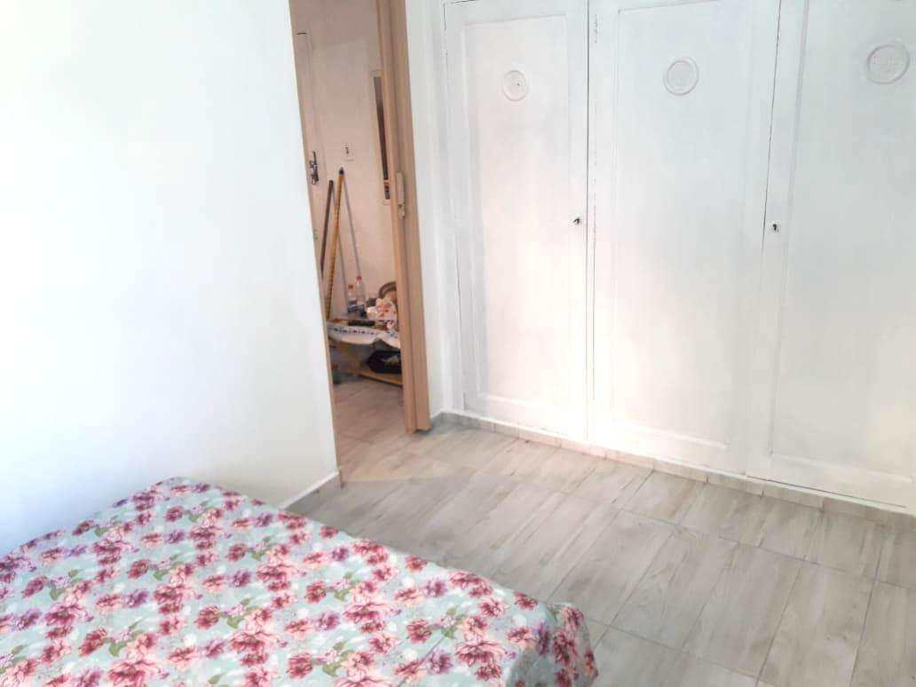 Sala Living com 1 dorm, Itararé, São Vicente - R$ 140 mil, Cod: 3296