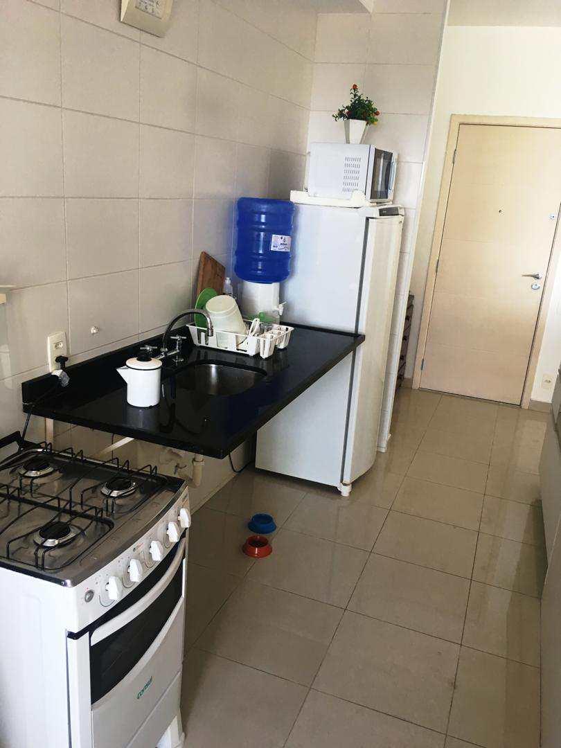 Apartamento com 3 dorms, José Menino, Santos, Cod: 3298