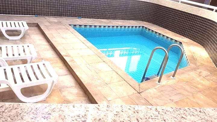 Apartamento com 2 dorms, Ponta da Praia, Santos - R$ 480 mil, Cod: 3306