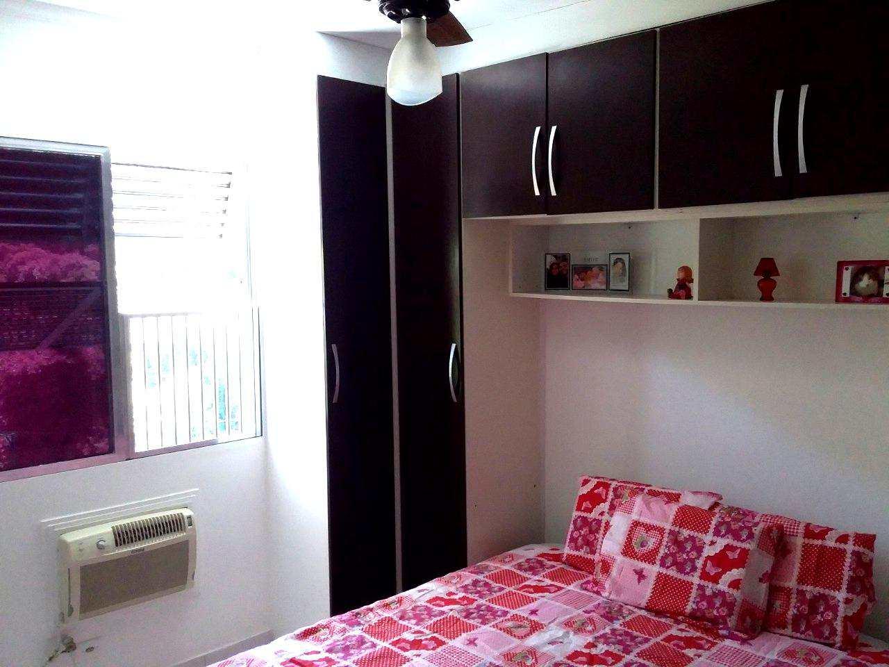 Apartamento com 1 dorm, Itararé, São Vicente - R$ 250 mil, Cod: 3327